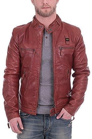 Blauer USA - Jacket De Cuir Homme 15SBLUL02482 000496