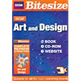 GCSE Bitesize Art & Design Complete Revision and Practice (Bitesize GCSE)by Keith Winser