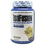 Gaspari Nutrition Isofusion Premium Whey Isolate Vanilla Ice Cream -- 1.6 lbs