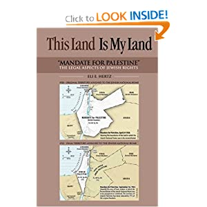 This Land is My Land Eli E. Hertz, Nic Moskovitz