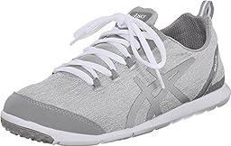 ASICS Women\'s Metrolyte Walking Shoe, Light Grey/Silver/White, 7 M US