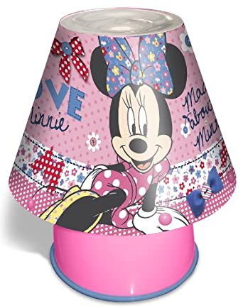 spearmark minnie mouse kool lamp lighting. Black Bedroom Furniture Sets. Home Design Ideas