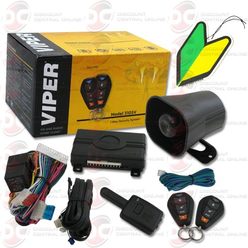2013-Viper-1-way-Car-Alarm-Security-System-with-Keyless-Entry-with-Squash-Air-Fresheners