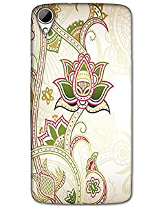 HTC Desire 828 Back Cover Designer Hard Case Printed Cover