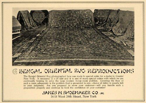 1918-ad-james-m-shoemaker-co-bengal-oriental-rugs-original-print-ad