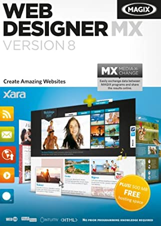 Xara Web Designer MX [Download]