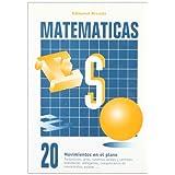 Cuaderno Matematicas 20 - Movimientos En Plano