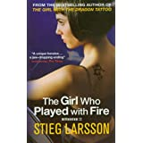 "The Girl Who Played with Firevon ""Stieg Larsson"""