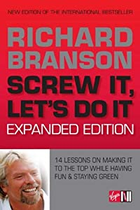 "Cover of ""Screw It, Let's Do It (Expanded..."