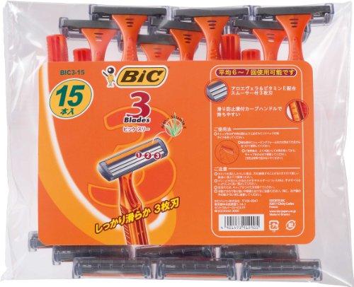 BIC3 15本