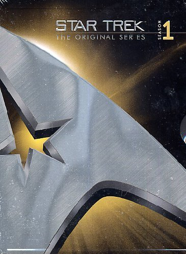 Star Trek - La serie classica (original series) Stagione 01 [8 DVDs] [IT Import]