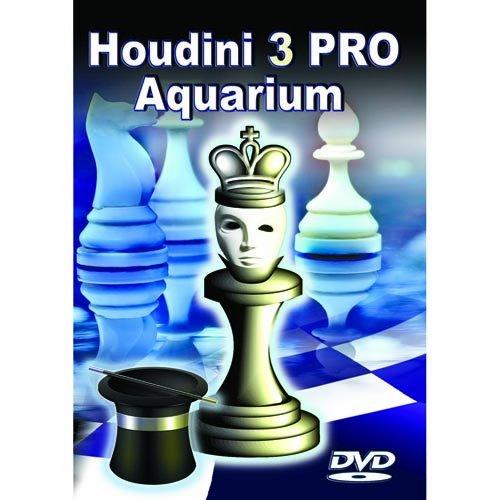 Houdini 3 Aquarium Pro - The World's Strongest Chess Program