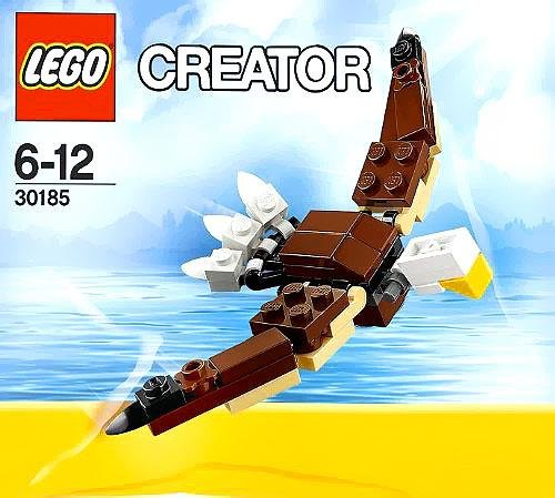 Eagle Lego Set