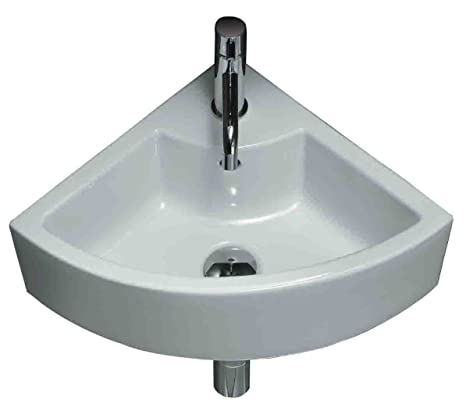 Wall Mounted Vessel Bathroom Sink Hardware Finish: Stainless Steel