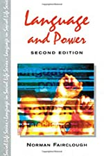Language and Power by Norman Fairclough