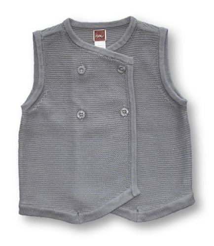 Tea Sven Sweater Vest, Knitwear, Boys, 4T