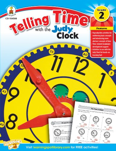 Telling Time with the Judy PDF