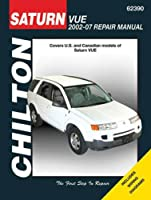 Saturn Vue, 2002 - 2007 (Chilton's Total Car Care Repair Manual) from Delmar Cengage Learning