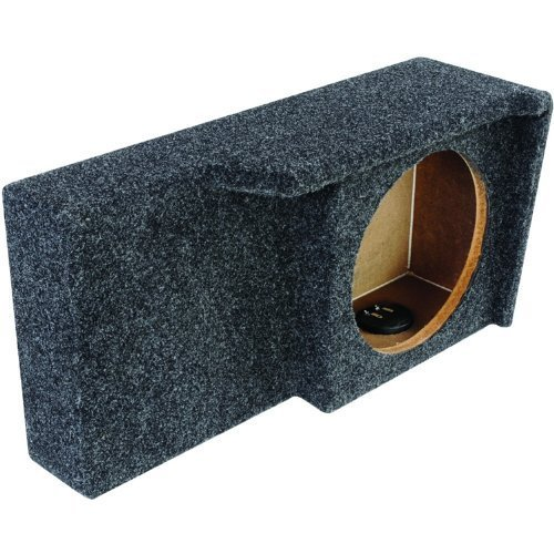 Atrend A371-10Cp B Box Series 10-Inch Single Down-Fire Subwoofer Boxes