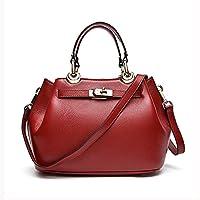 Kattee Women's Real Soft Leather Hobo Handbag Designer Shoulder Bag