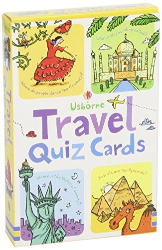 Travel Quiz: Quiz Cards (Usborne Quiz Cards)