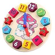 Vidatoy Rabbit Alarm Clock Puzzle Sha…