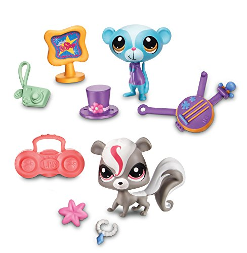 Littlest Pet Shop Showtime Friends Pack