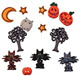Dress It Up Fall & Halloween Embellishments-Scaredy Cat
