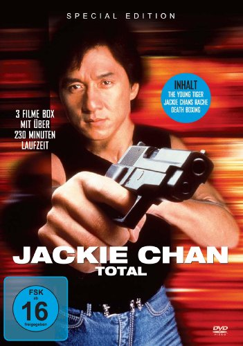 Jackie Chan Total Box - Special Edition (3 Filme)