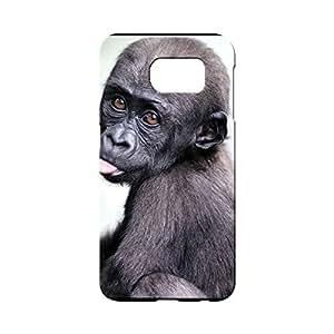 BLUEDIO Designer 3D Printed Back case cover for Samsung Galaxy S6 Edge Plus - G6290
