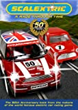 img - for Scalextric: A Race Through Time: The 50th anniversary book from the makers of the world famous electric car racing game. book / textbook / text book