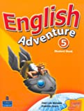English Adventure 5 (Pt. 5) (0131110675) by Pearson