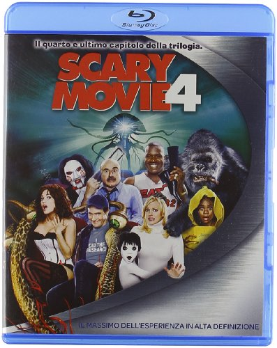 Scary Movie 4 [Blu-ray] [IT Import]