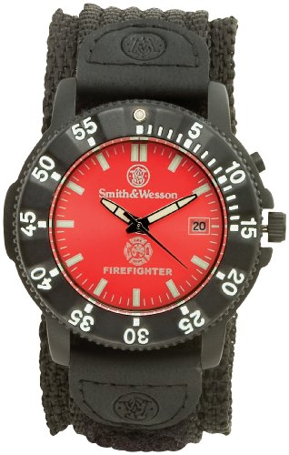 Men's Smith & Wesson® Firefighter Watch