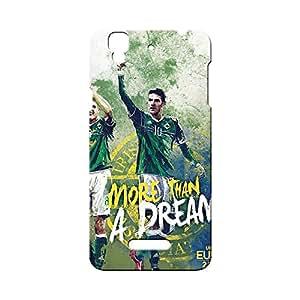 BLUEDIO Designer Printed Back case cover for Micromax Yu Yureka - G3651