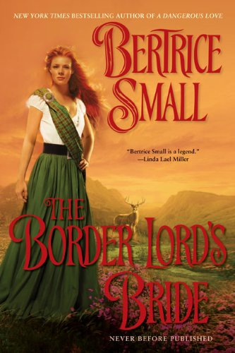 Image of The Border Lord's Bride (Border Chronicles)