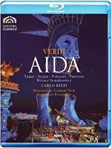 Verdi;Giuseppe Aida [Blu-ray] [Import]