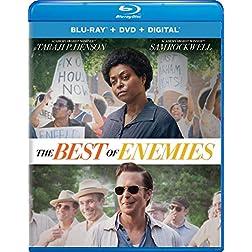 The Best of Enemies [Blu-ray]