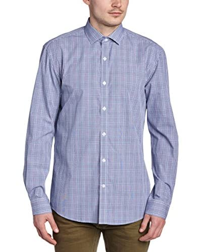 Selected Homme Camicia Uomo Kunming [Blu]
