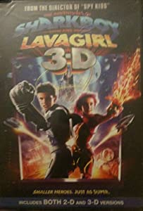 The Adventures Of Sharkboy And Lavagirl 3d 2005 Region 1
