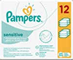 Pampers Feuchttücher Sensitive 2-Mona...