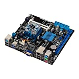 Asus C8HM70-I Motherboard (On-Board Intel Celeron 847, Intel HM70, DDR3, S-ATA 600, Mini ITX, 2 x USB 3.0, Windows 8 Ready)