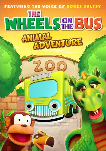 Wheels on the Bus: Animal Adventure [DVD] [Import]