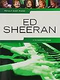 Really Easy Piano Ed Sheeran Book