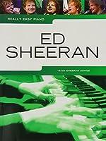 Really Easy Piano Ed Sheeran Easy Piano Book