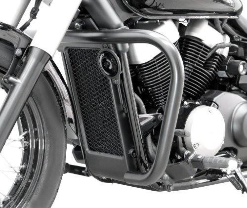 Pare Carter Fehling Honda Shadow 750 Black Spirit (VT C2B) 10 -16 noire