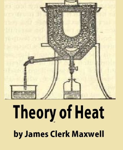 James Clerk Maxwell - Theory of Heat (English Edition)