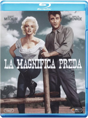 La magnifica preda [Blu-ray] [IT Import]