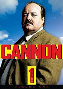 Cannon: Season One V.1 [DVD] [1971] [Region 1] [US Import] [NTSC]