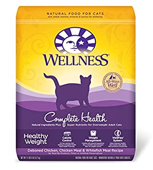 Wellness Complete Health Healthy Weight Chicken & Whitefish Natural Dry